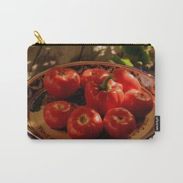 Red vegetables Carry-All Pouch