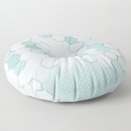 POlygon Floor Pillow