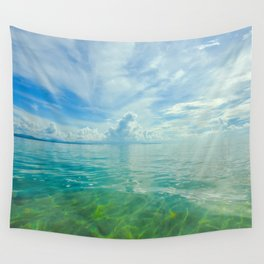 Sulu Sea Wall Tapestry
