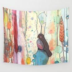 se laisser porter Wall Tapestry