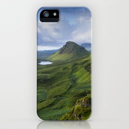 Up in the Clouds II iPhone Case