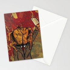 Pavomán (turkeyman) Stationery Cards