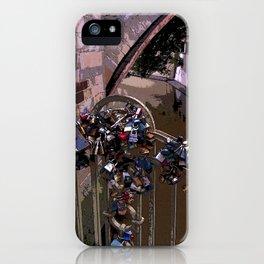 LoveLocks  iPhone Case