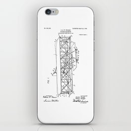 Wright Brothers Patent: Flying Machine iPhone Skin
