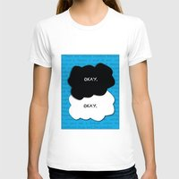 the fault T-shirts featuring the fault in our stars by lizbee