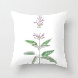 Sage Throw Pillow