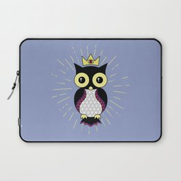 All seeing owl Laptop Sleeve