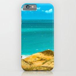 Dunes and Ocean Jericoacoara Brazil iPhone Case