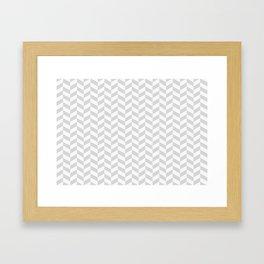 Winter Herring Framed Art Print