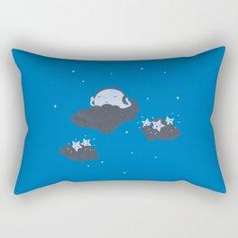 The Silent Night Rectangular Pillow