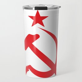Russian spy. Funny russia. Putin. Gift Travel Mug
