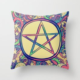 """""""Blessed Be""""   Throw Pillow"""