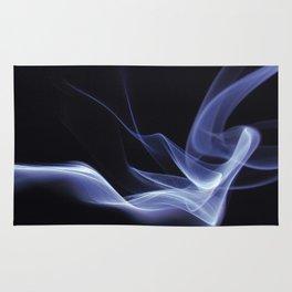 Lyrical Smoke Pattern Rug