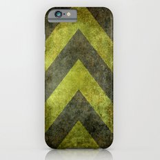 Warning Chevron #101 Slim Case iPhone 6s