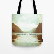 The moments that take our breath away.  Tote Bag