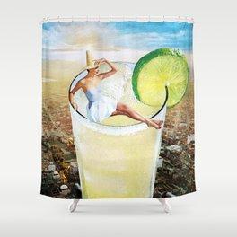 Summer's End Shower Curtain