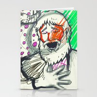 sketch Stationery Cards featuring Sketch by Alec Goss