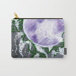 Floral Moon 2 Carry-All Pouch