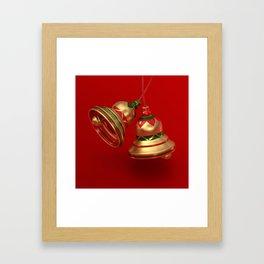 Ding Dong Framed Art Print