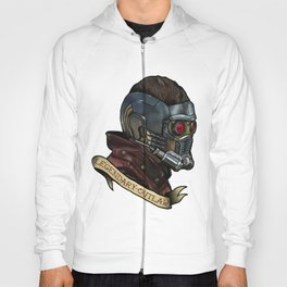 Star Lord Legendary Outlaw Hoody