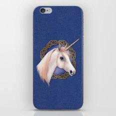 Unicorn Dreams iPhone & iPod Skin