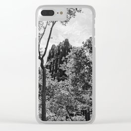 Bryant Park IV Clear iPhone Case