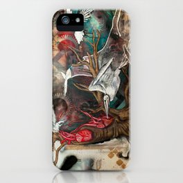 Firmament of the Mind iPhone Case