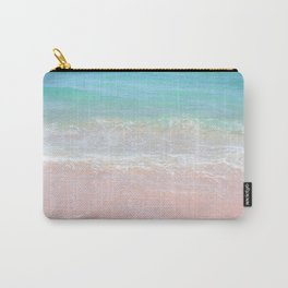 Beach shoreline | Waves Carry-All Pouch