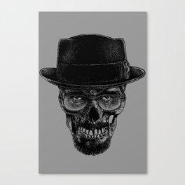 Dead Heisenberg Canvas Print