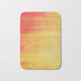 Color Burst - Sunset Ring Bath Mat