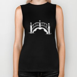 CROSSOVER/BRIDGE Biker Tank