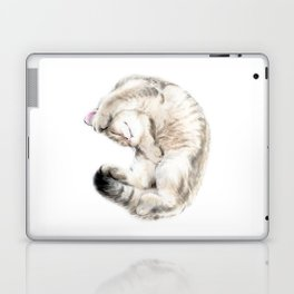 Cat - British Shorthair Laptop & iPad Skin