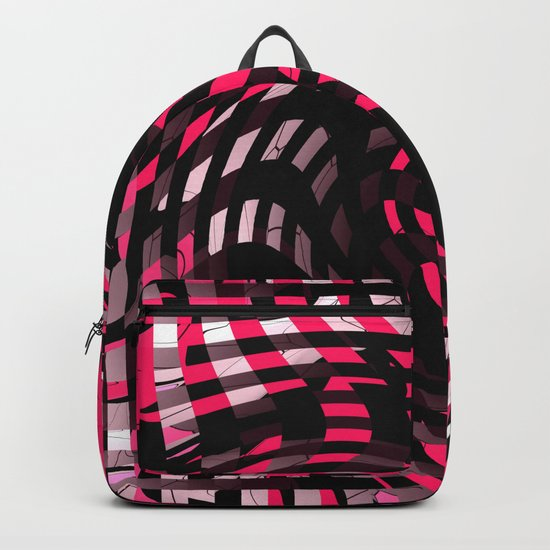 Abstract Graphic Pink Neon by myparis2016
