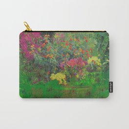 secret glitch garden Carry-All Pouch