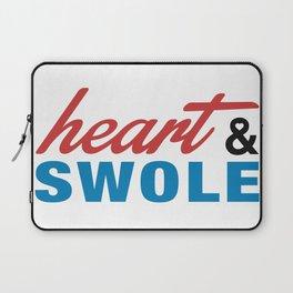 Heart & Swole Laptop Sleeve