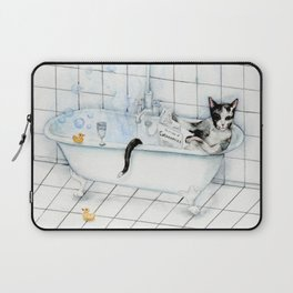 DO NOT DISTURB 2 Laptop Sleeve