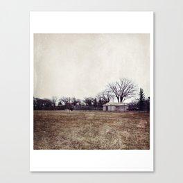 Urbania Five Canvas Print