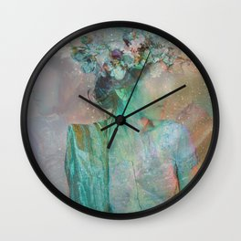 The Fates Wall Clock