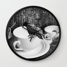 Dreams of Cutio Wall Clock
