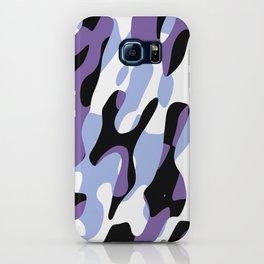 Pastel Camo Pattern iPhone Case