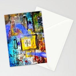 No 5 Wall Stationery Cards