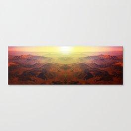 Tiger Mountain Canvas Print