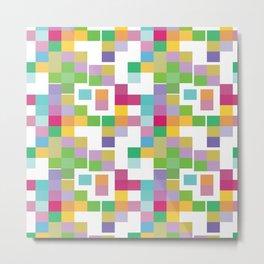 Square_1 Metal Print