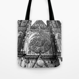 Gothic Cathedral Tote Bag