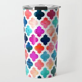 Marrakesh Moroccan Pink #homedecor #Moroccan Travel Mug