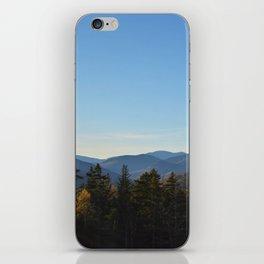 White Mountains 2.0 iPhone Skin
