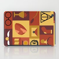 harry potter iPad Cases featuring Potter by Polvo