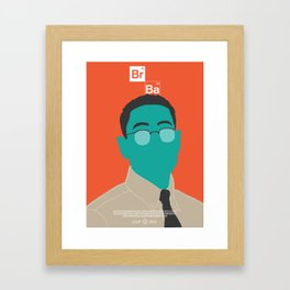 Gus Framed Art Print