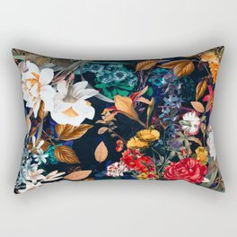 EXOTIC GARDEN - NIGHT XXII Rectangular Pillow