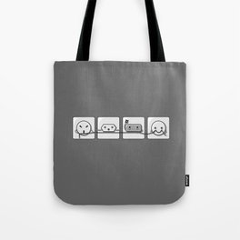 Power Struggle Tote Bag